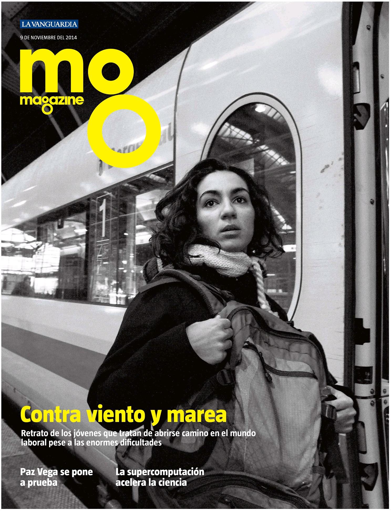 MEGAZINE portada 10 de Noviembre 2014