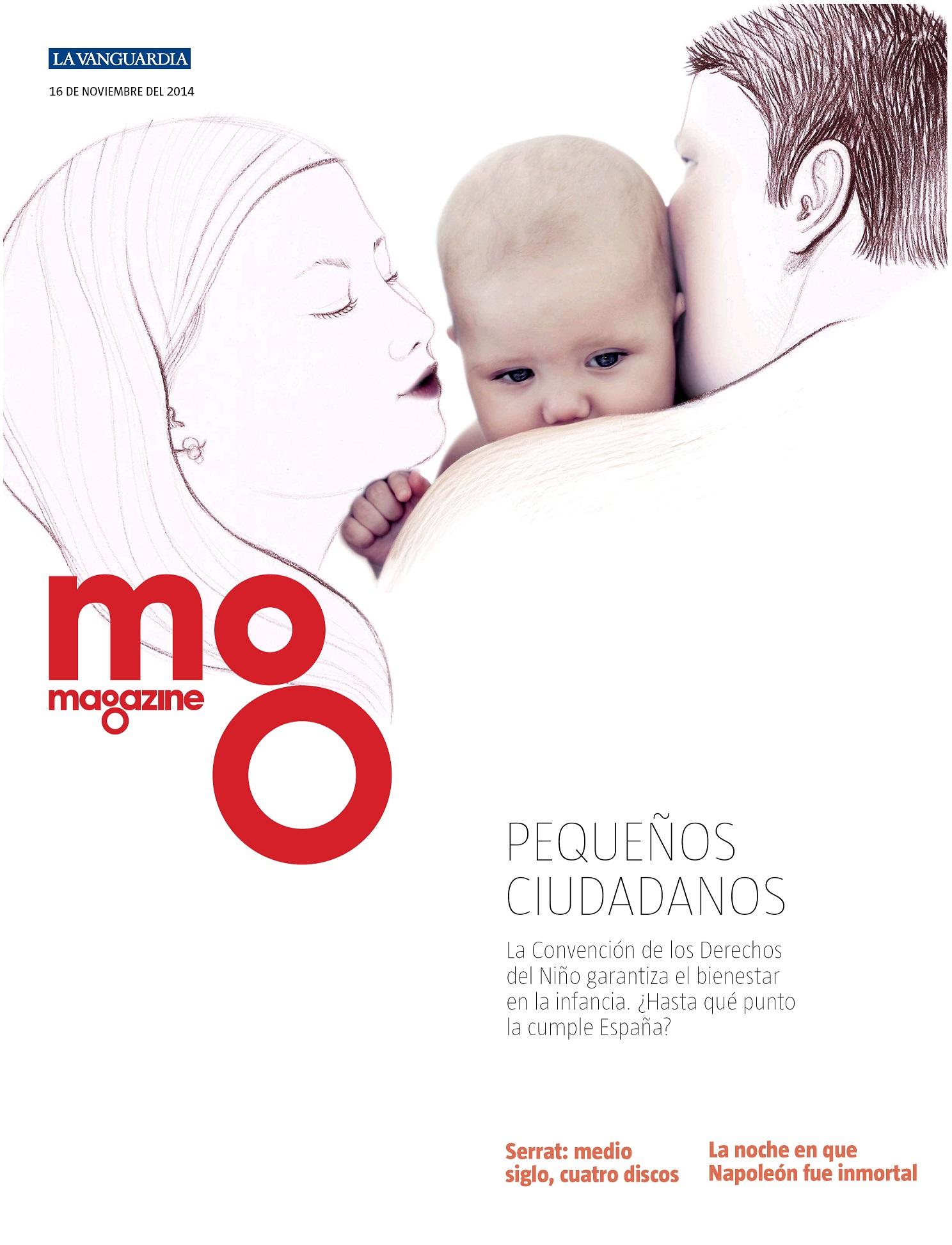 MEGAZINE portada 16 de Noviembre 2014