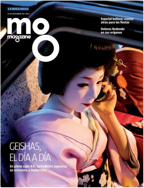MEGAZINE portada 23 de Noviembre 2014
