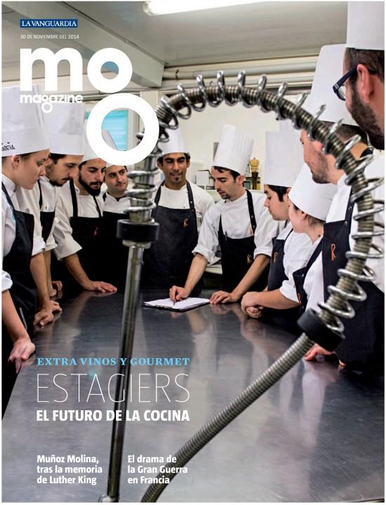 MEGAZINE portada 30 de Noviembre 2014