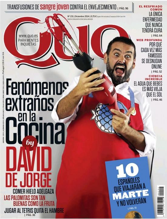 QUO portada Diciembre 2014