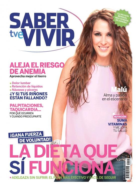SABER VIVIR portada Diciembre 2014