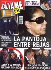 SALVAME portada 24 de Noviembre 2014