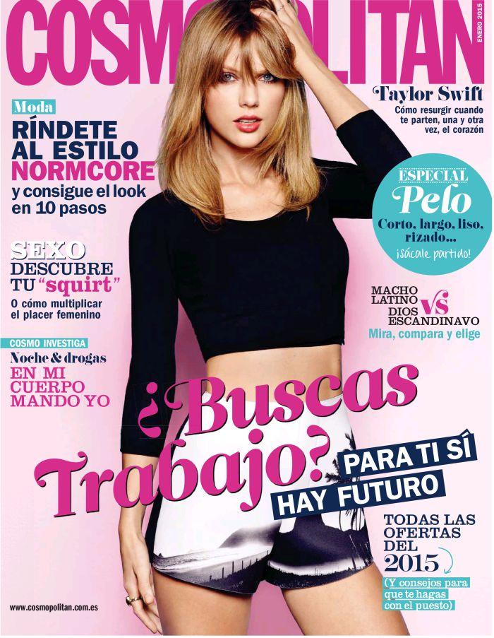 COSMOPOLITAN portada Enero 2015