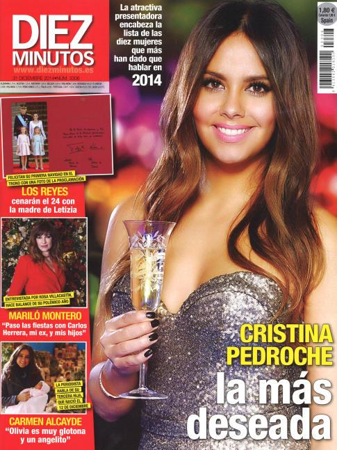 DIEZ MINUTOS portada 24 de Diciembre 2014