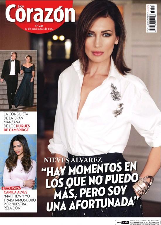 HOY CORAZON portada 14 de Diciembre 2014