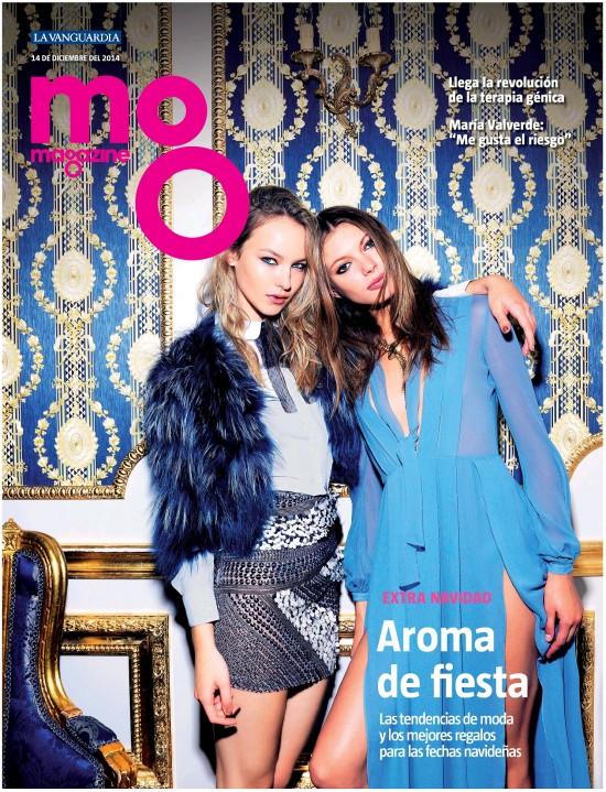 MEGAZINE portada 14 de Diciembre 2014