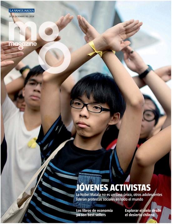 MEGAZINE portada 28 de Diciembre 2014
