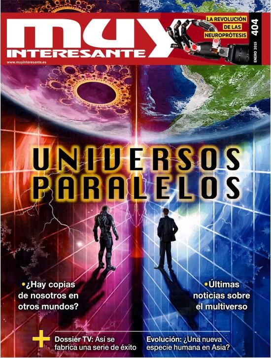 MUY INTERESANTE portada Enero 2015