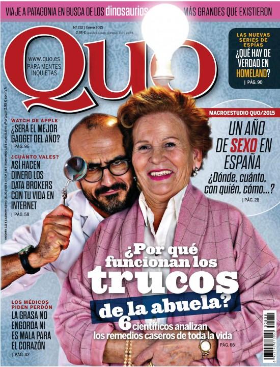 QUO portada Enero 2015