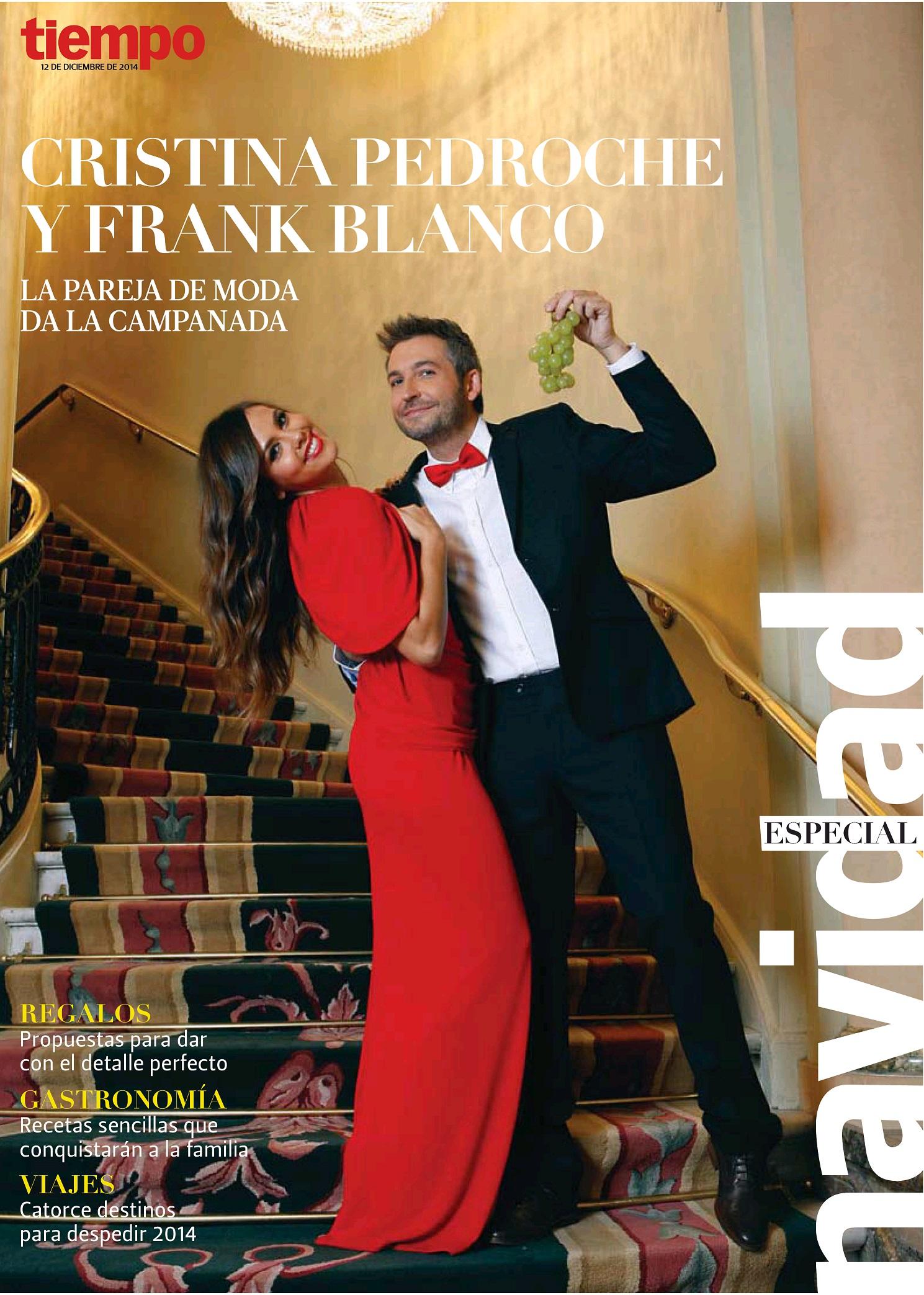 TIEMPO portada 14 de Diciembre 2014
