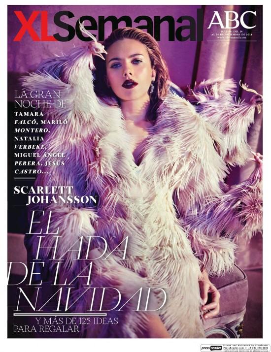 XL SEMANAL portada 14 de Diciembre 2014