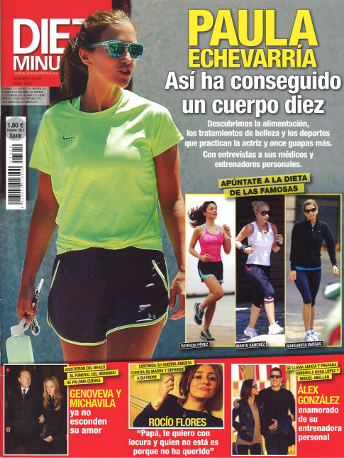 DIEZ MINUTOS portada 21 de Enero 2015