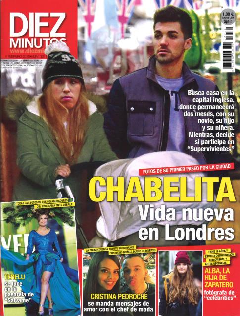 DIEZ MINUTOS portada 28 de Enero 2015