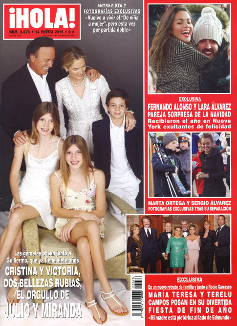 HOLA portada 7 de Enero 2015