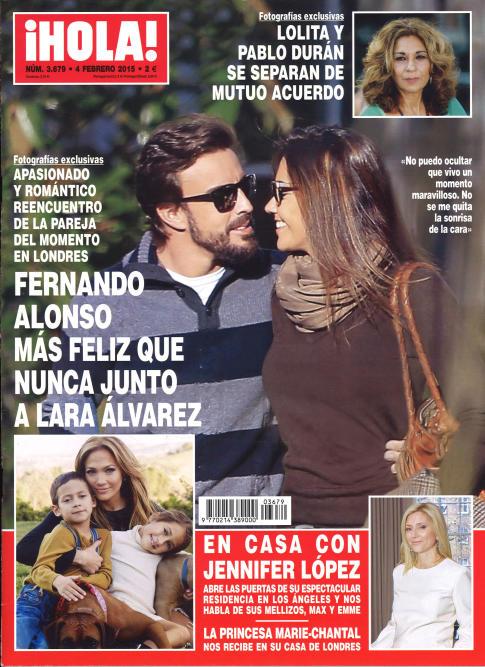 HOLA portada 28 de Enero 2015