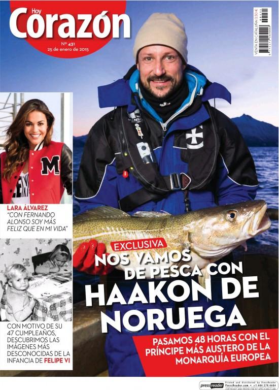 HOY CORAZON portada 25 de Enero 2015
