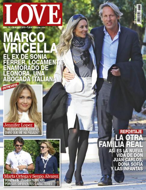 LOVE portada 7 de Enero 2015
