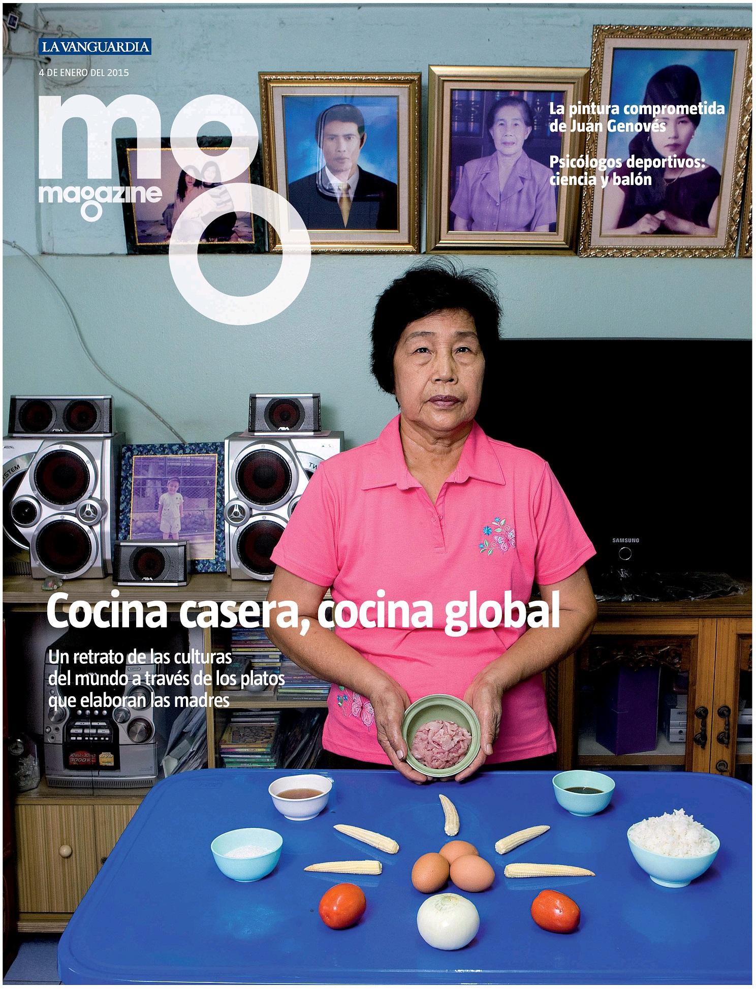 MEGAZINE portada 4 de Enero 2015