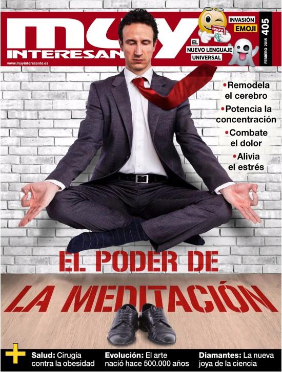 MUY INTERESANTE portada Febrero 2015