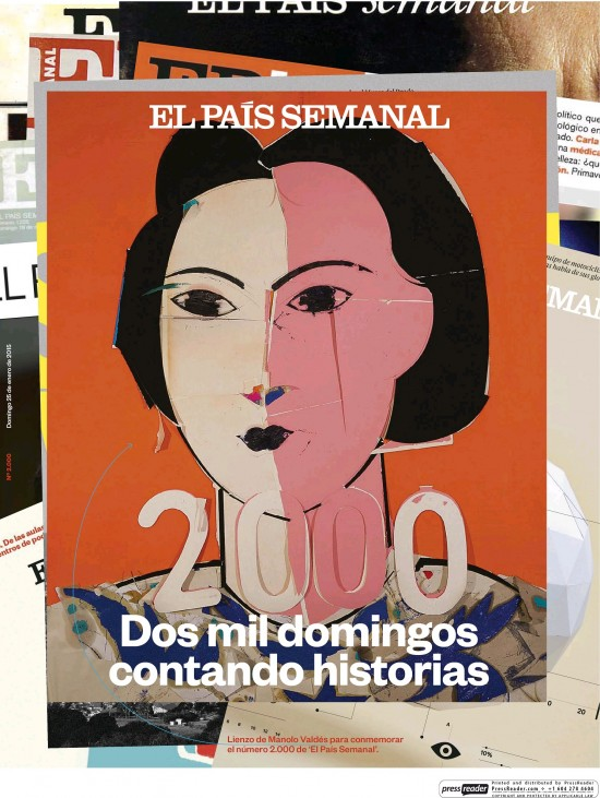 PAIS SEMANAL portada 25 de Enero 2015