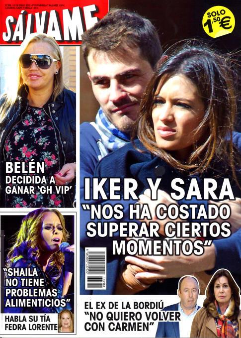 SALVAME portada 12 de Enero 2015