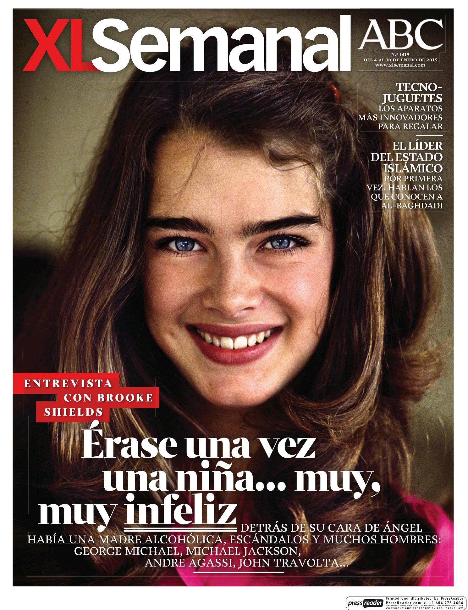 XL SEMANAL portada 4 de Enero 2015