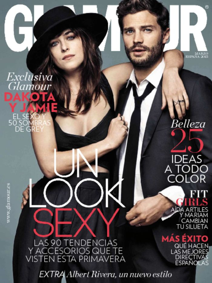 GLAMOUR portada Marzo 2015