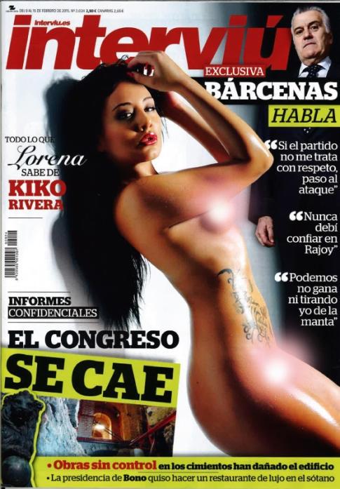 INTERVIU portada 9 de Febrero 2015