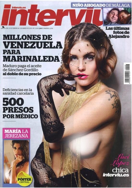 INTERVIU portada 23 de Febrero 2015