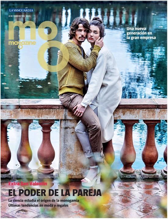 MEGAZINE portada 8 de Febrero 2015