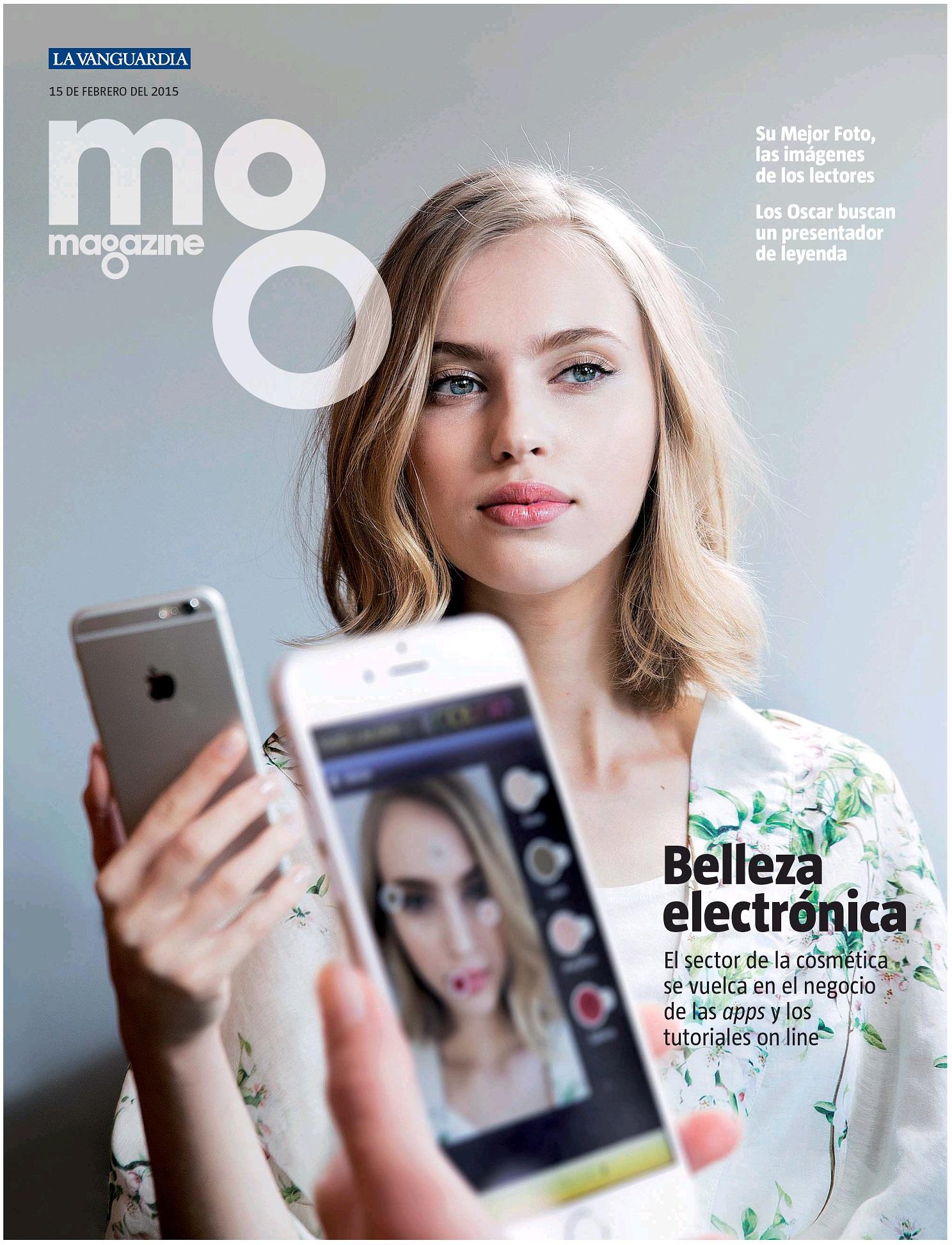 MEGAZINE portada 15 de Febrero 2015