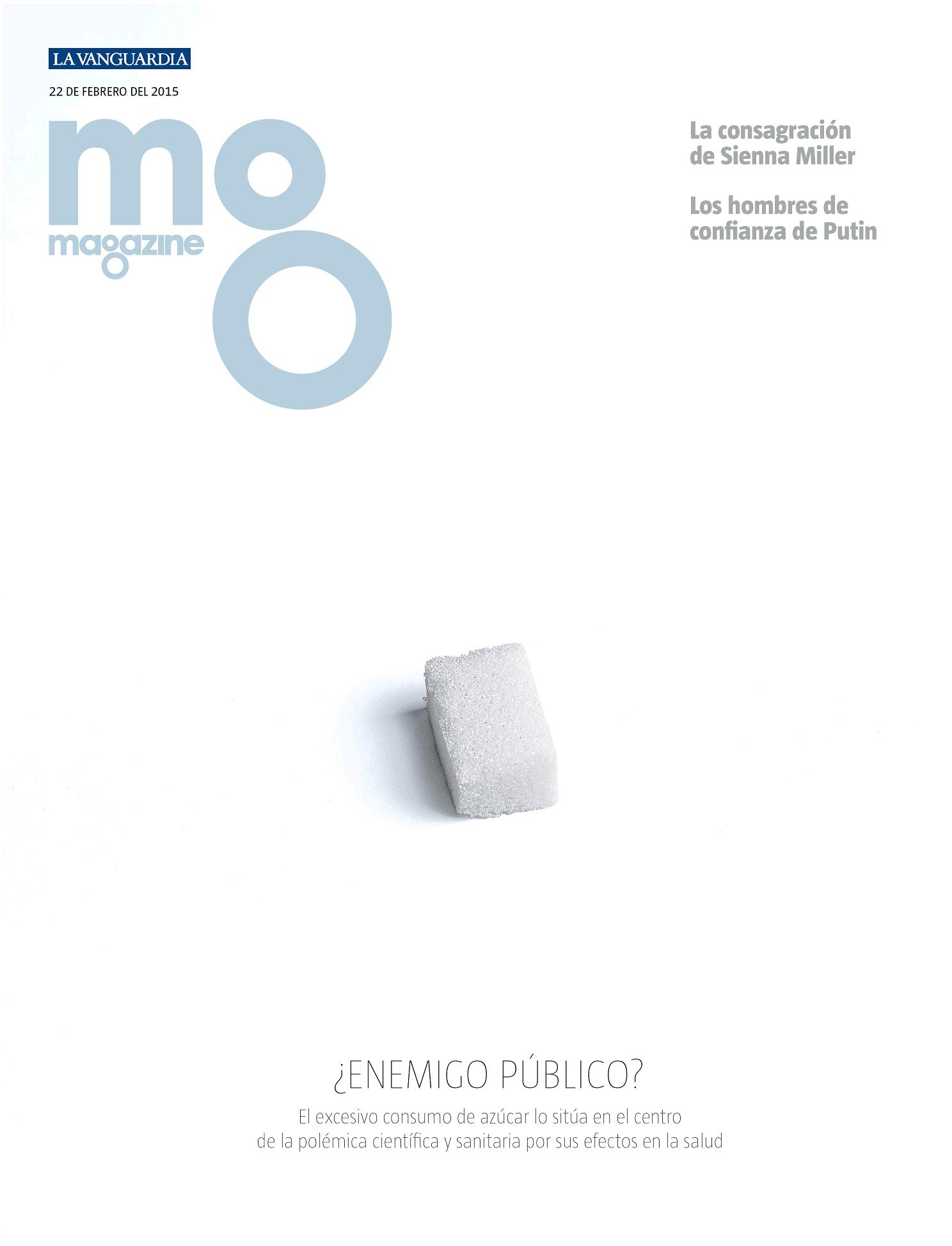 MGAZINE portada 22 de Febrero 2015