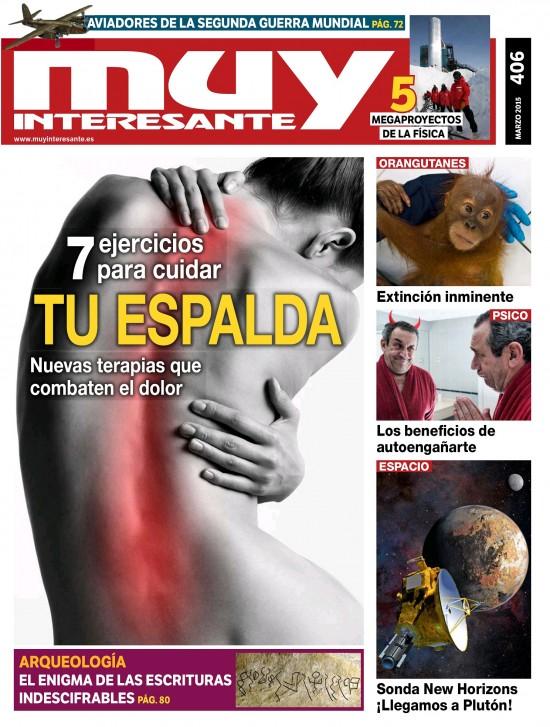 MUY INTERESANTE portada Marzo 2015