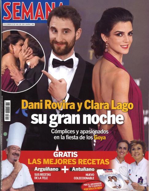 SEMANA portada 11 de Febrero 2015