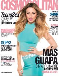 COSMOPOLITAN portada Marzo 2015