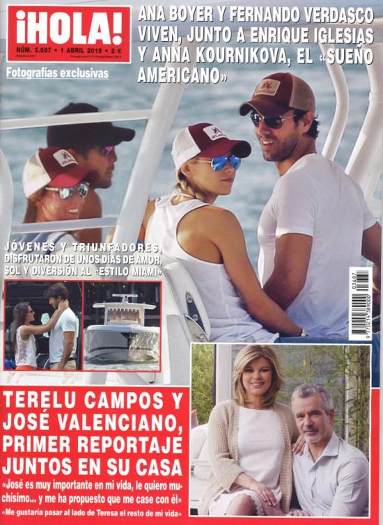 HOLA portada 25 de Marzo 2015