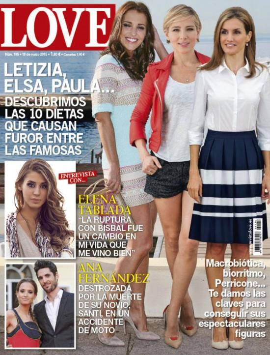 LOVE portada 11 de Marzo 2015