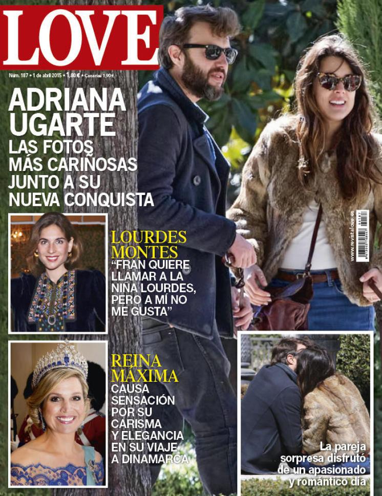 LOVE portada 25 de Marzo 2015