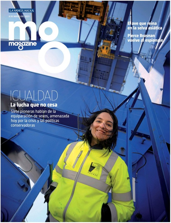 MEGAZINE portada 9 de Marzo 2015