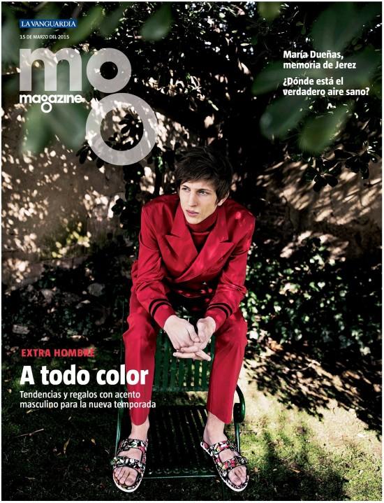 MEGAZINE portada 15 de Marzo 2015
