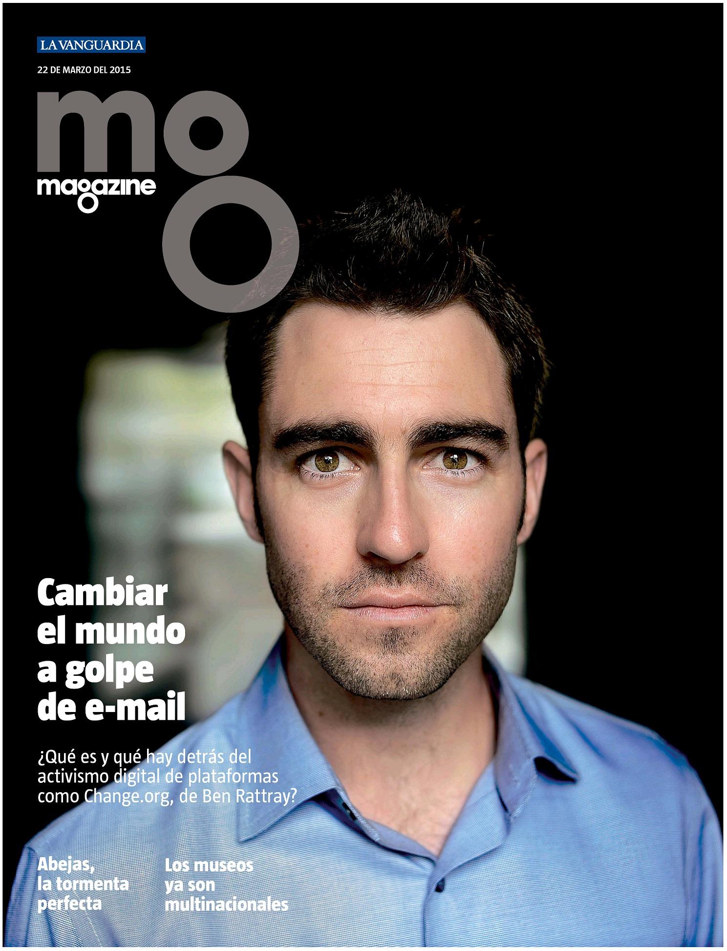 MEGAZINE portada 22 de Marzo 2015