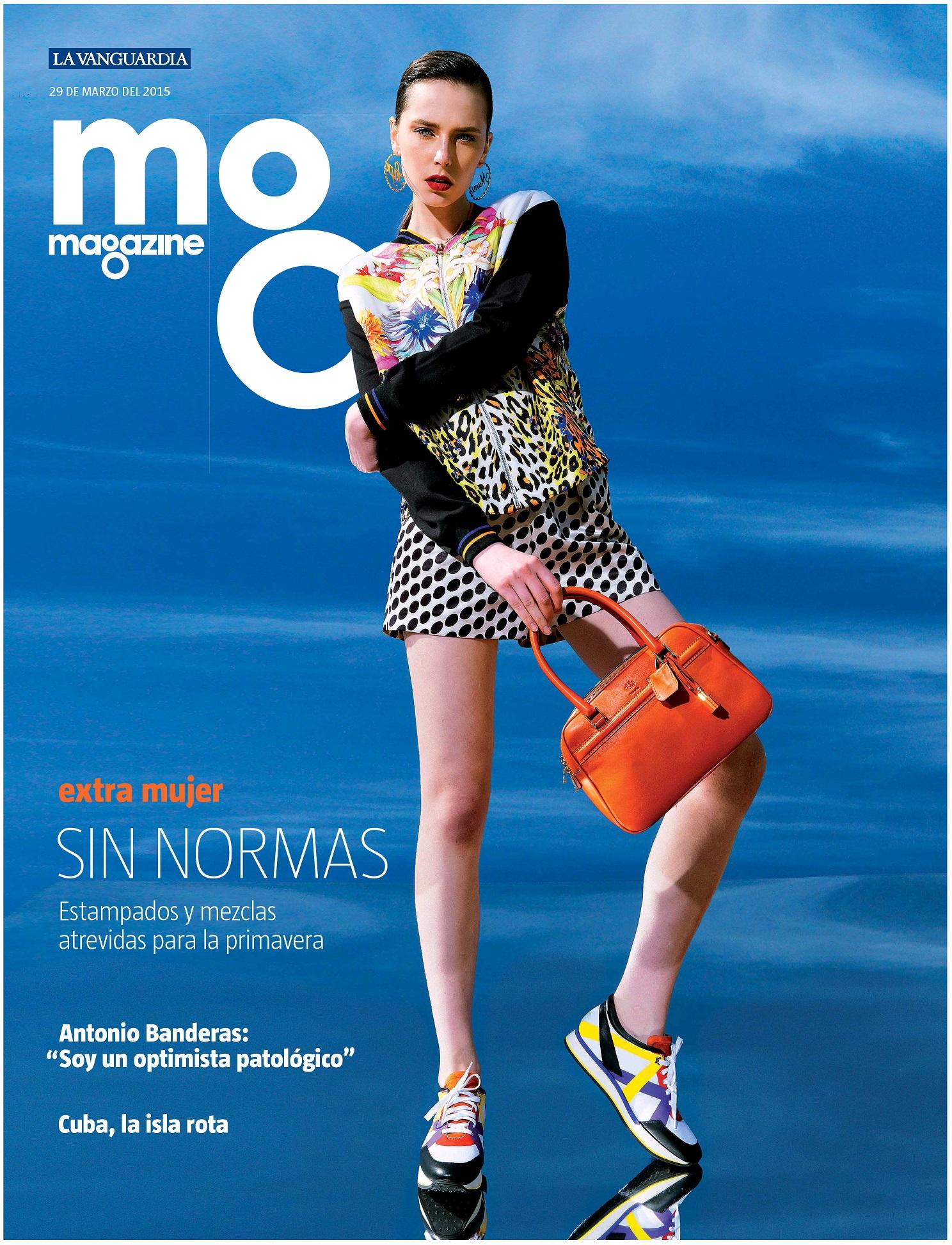 MEGAZINE portada 25 de Marzo 2015