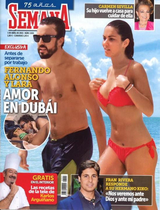 SEMANA portada 25 de Marzo 2015