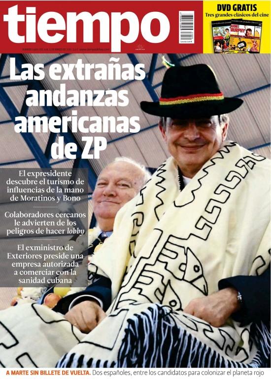 TIEMPO portada 9 de Marzo 2015
