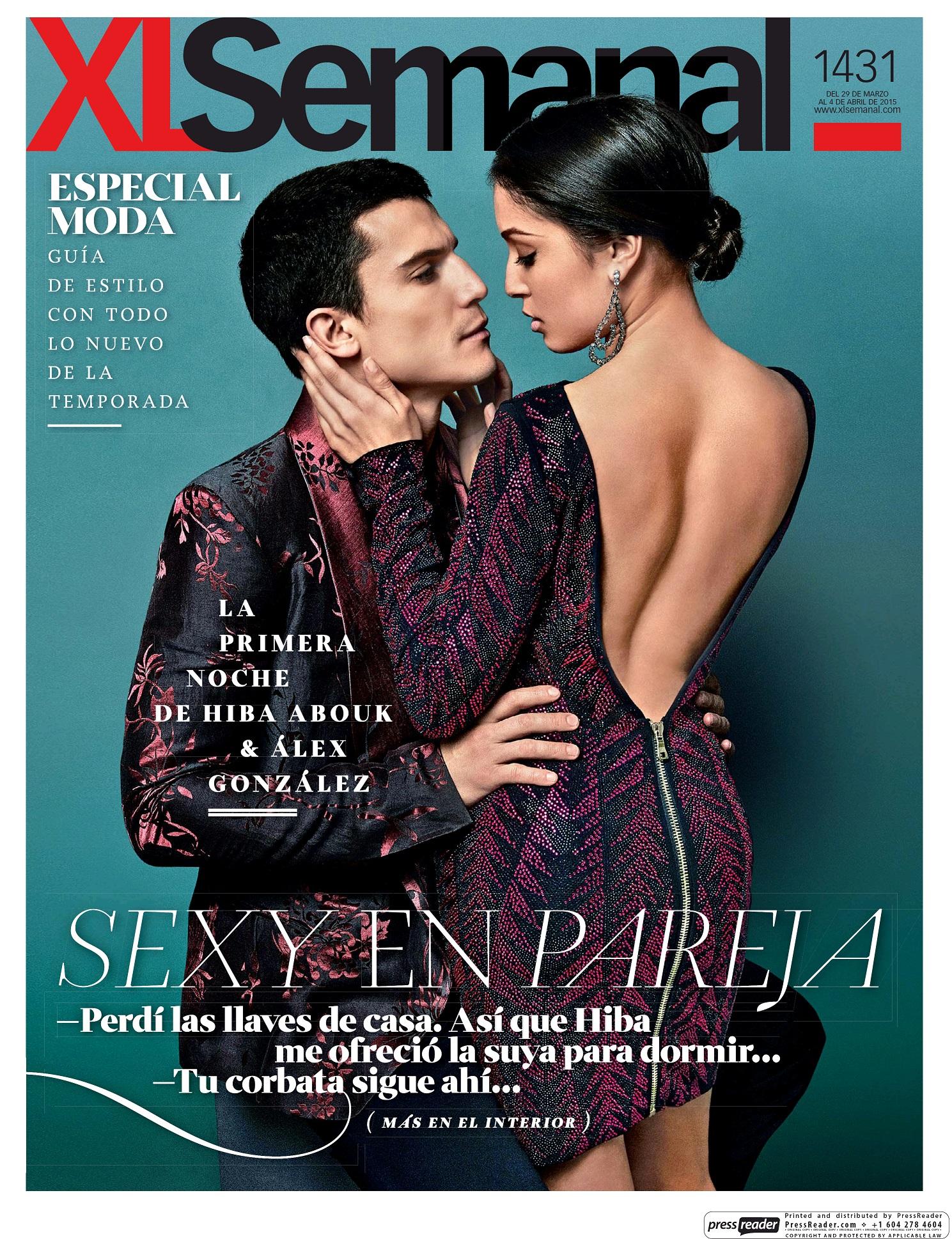 XL SEMANAL portada 25 de Marzo 2015