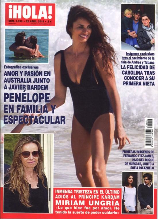 HOLA portada 15 de Abril 2015