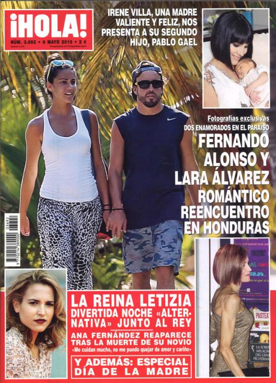 HOLA portada 29 de Abril 2015