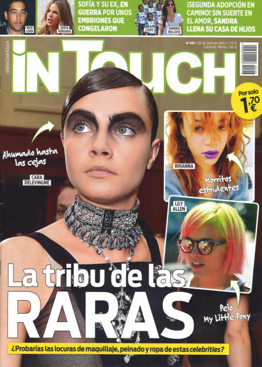 IN TOUCH portada 29 de Abril 2015