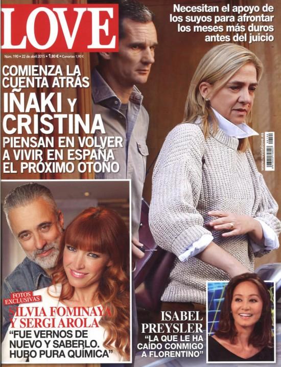 LOVE portada 15 de Abril 2015